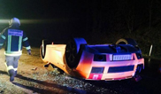 Mechanic crashes Lamborghini Gallardo