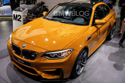 Rendering: this is what the new BMW M2 will look like