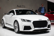 Geneva 2014: Audi TT, TTS and the TT Quattro Sport!