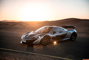 Amazing photoshoot of a McLaren P1!