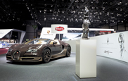 Bugatti Veyron 16.4 Grand Sport Vitesse 'Rembrandt' already sold out