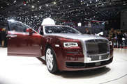 Genf 2014: Rolls-Royce Ghost Series II