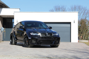 G-POWER ha modificato la BMW X6 M!