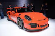 Geneva 2015: Porsche 991 GT3 RS
