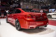 Genève 2015: AC Schnitzer BMW M4 Racing aerodynamics