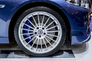 Geneva 2015: Alpina B5 & B6 Edition 50