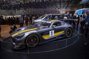 Geneva 2015: Mercedes-AMG GT3