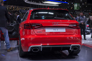 Geneva 2015: Audi RS3 Sportback