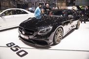Geneva 2015: Brabus 850 Coupe