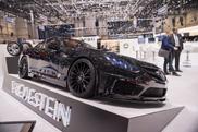 Geneva 2015: Carlsson C25 Super GT Final Edition