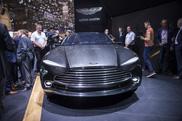 Genève 2015: Aston Martin DBX Concept