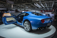 Geneva 2015: Touring Superleggera Touring Berlinetta Lusso