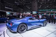 Geneva 2015: Ford GT