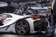 Genève 2015: Spania GTA Spano