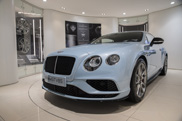 Geneva 2015: Bentley Continental GT facelift