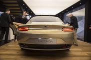 Genève 2015: Aston Martin Lagonda Taraf