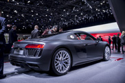 Geneva 2015: the new Audi R8