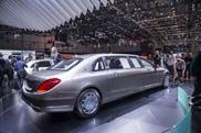 Geneva 2015: Mercedes-Maybach S600 Pullman