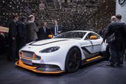 Genève 2015: Aston Martin Vantage GT3