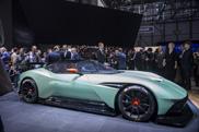 Genève 2015: Aston Martin Vulcan