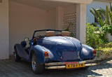 Gespot: Bufori Classic Sports Roadster