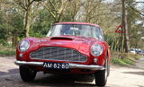 Gespot: Aston Martin DB4 Vantage