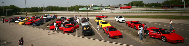 Evenement: Ferrari Chat Deil Meeting