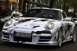 Spot van de dag: Porsche 997 GT3 MKII MS