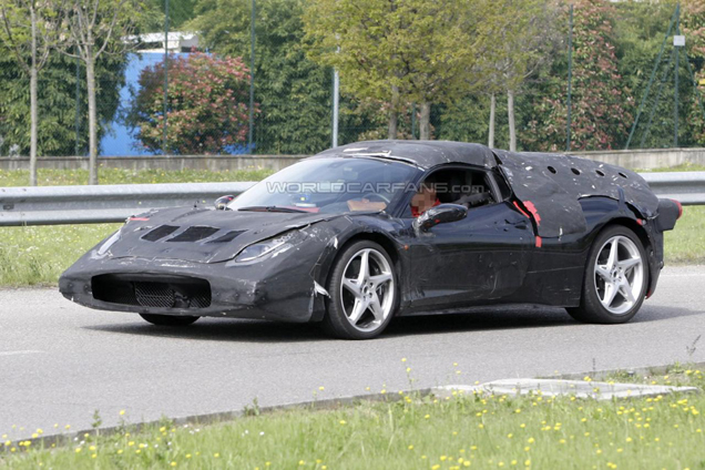 Ferrari's supercar krijgt als eerste hybride techniek
