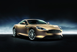 Aston Martin toont Year of the Dragon series