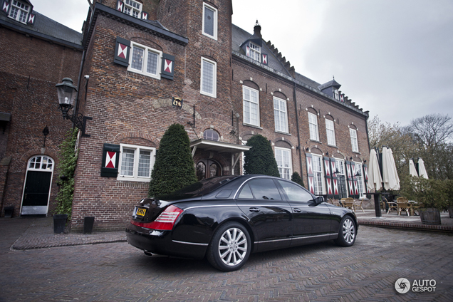 The brand Maybach: a familiarization with a unique world of luxury!