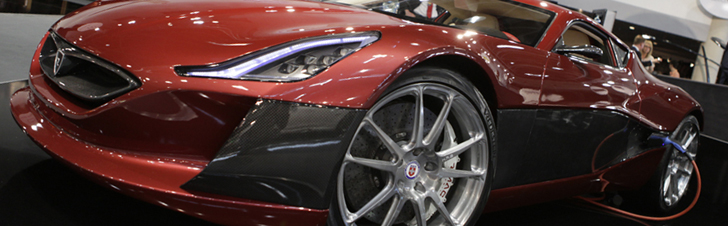 Top Marques 2012: Rimac Concept One