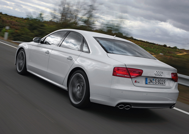 Ready for orders: Audi S6, S7 Sportback and S8