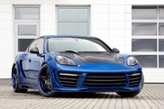 Blauw monster: TopCar Stingray GTR