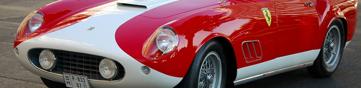 Classic topspot: Ferrari 250 Tour de France