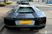 Spot van de dag: Lamborghini Aventador LP700-4 in Rotterdam