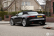 Spot van de dag: Jaguar F-Type S