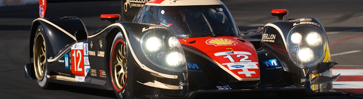 Evenement: Long Beach American Le Mans Series 2013
