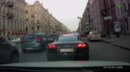 Un Russe fait l&#039;idiot en Audi R8