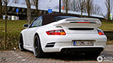 Topspot: Porsche 997 Gemballa GT500 Biturbo Convertible