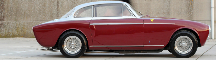 The Ferrari 225 Inter Vignale, a unique piece of art