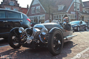 Toy on three wheels: Morgan Threewheeler