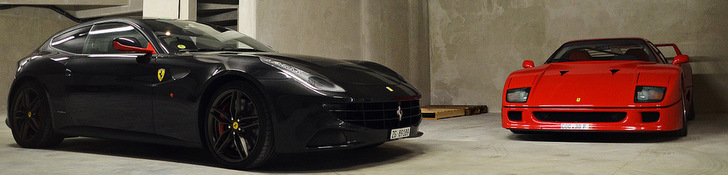 Ferrari FF in good company