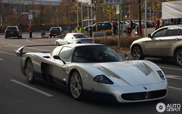 Still very special: Maserati MC12