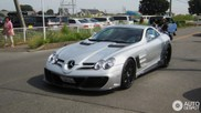 Sophisticated Mercedes-Benz SLR McLaren spotted