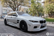 BMW Hamann Mi5Sion is now spotted on the streets