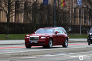 We have to get used to it: the new Rolls-Royce Wraith!