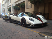 Topspot: Pagani Zonda C12-F Roadster