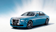 Cool thing: Rolls-Royce Ghost Alpine Trial Centenary Collection