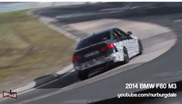 BMW test er op los op de Nordschleife